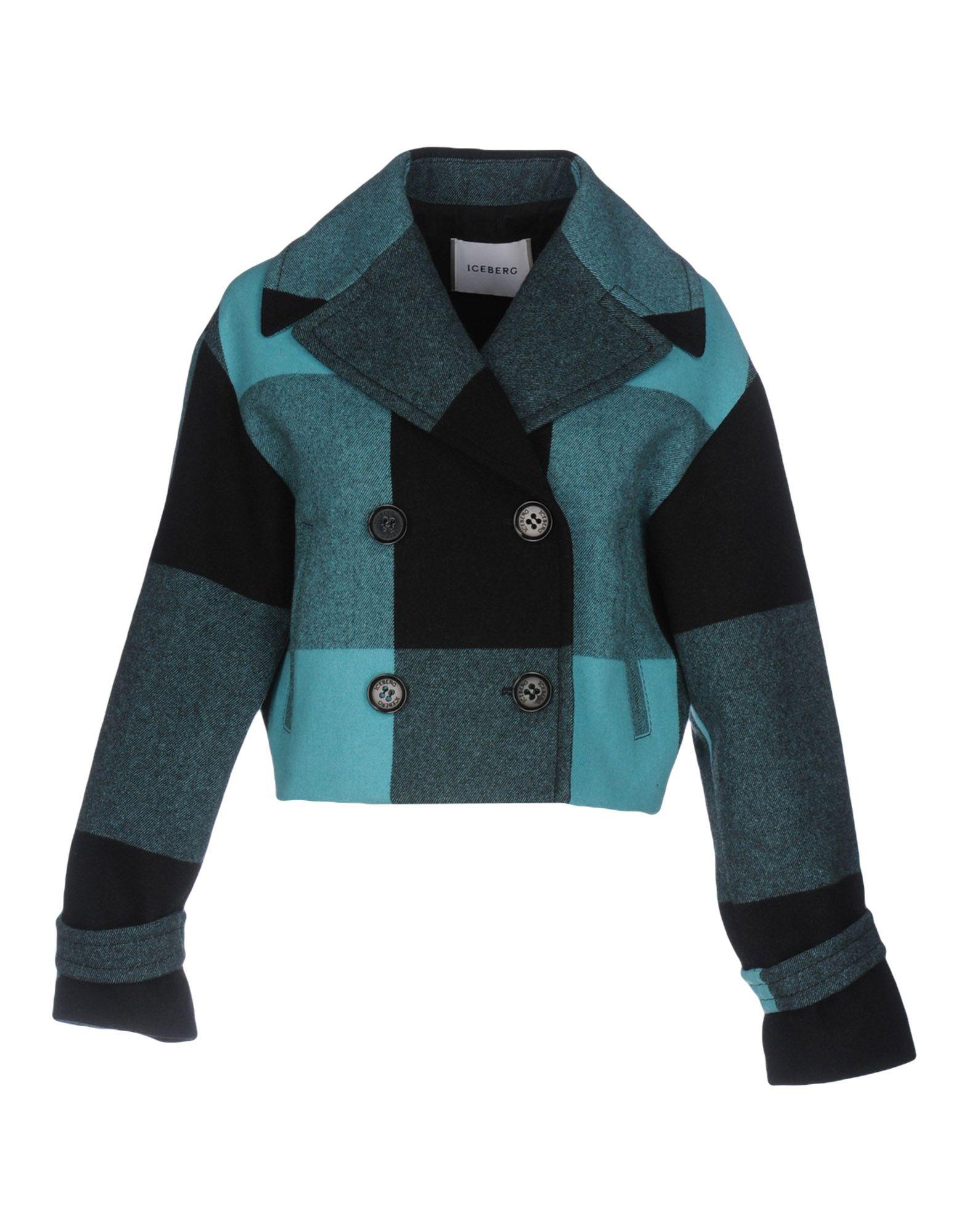 цена ICEBERG Пальто онлайн в 2017 году