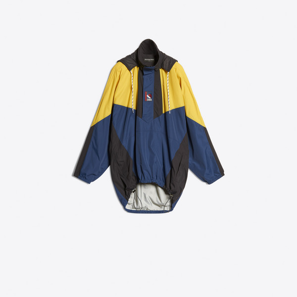 Double Hem Windbreaker