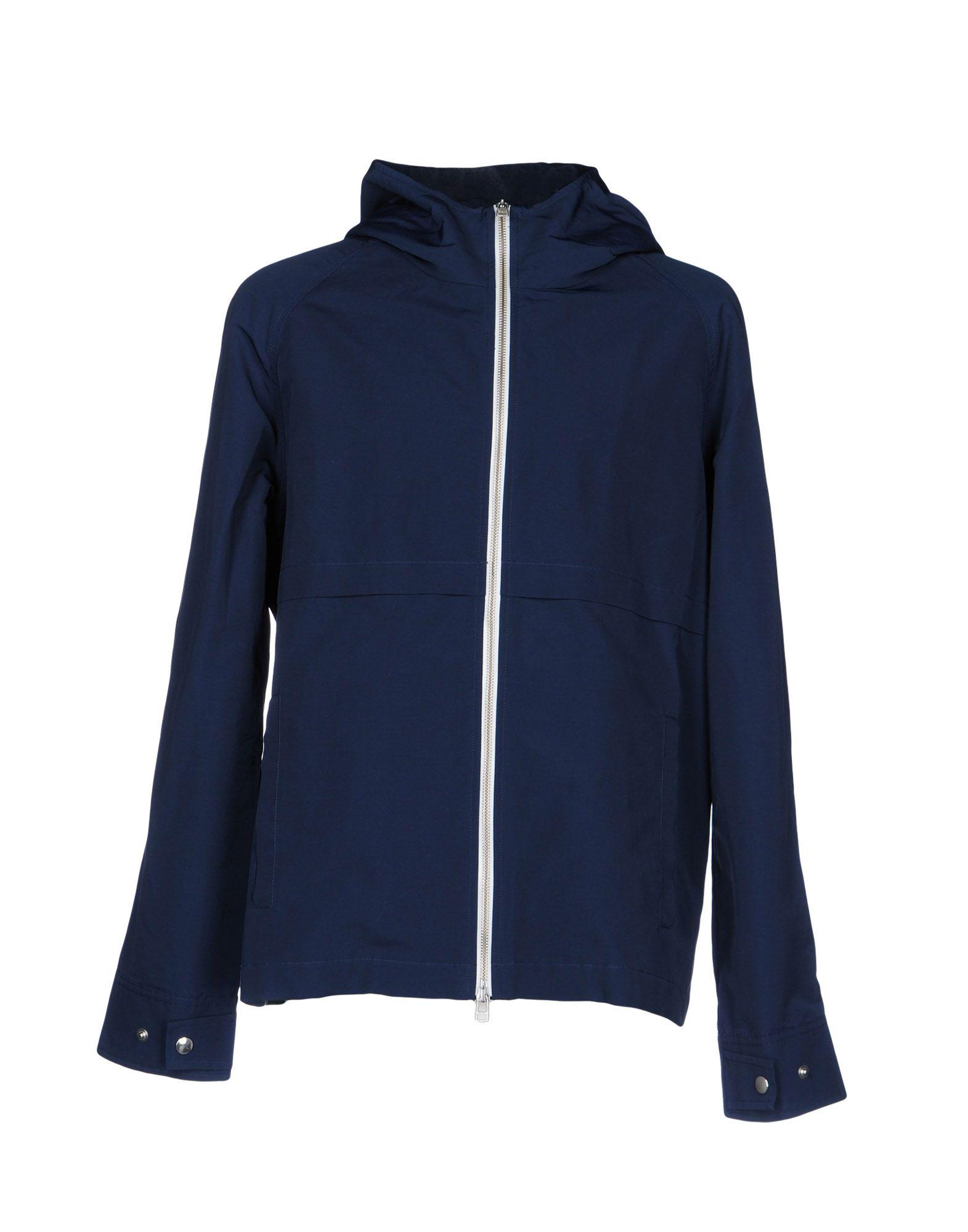 HENTSCH MAN Jackets in Dark Blue