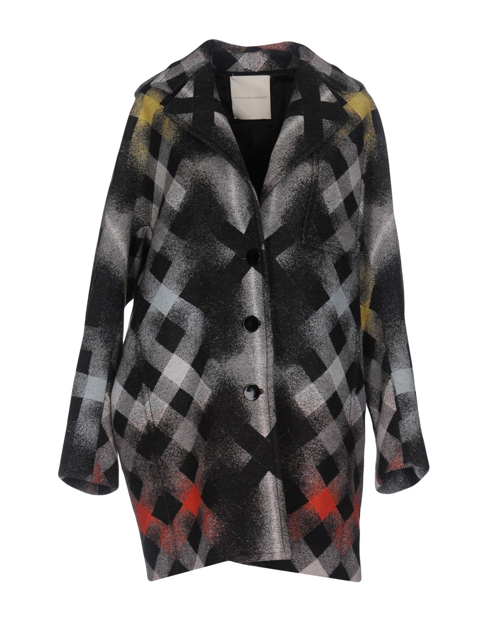 MARCO DE VINCENZO Пальто marco star одежда турция