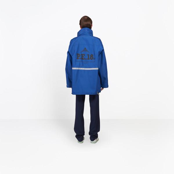 BALENCIAGA Coats Man Profil Collar Parka h