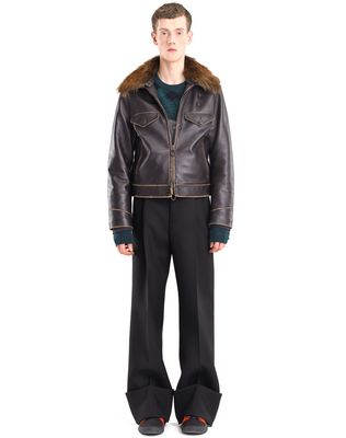 LANVIN WORKWEAR JACKET Outerwear U r