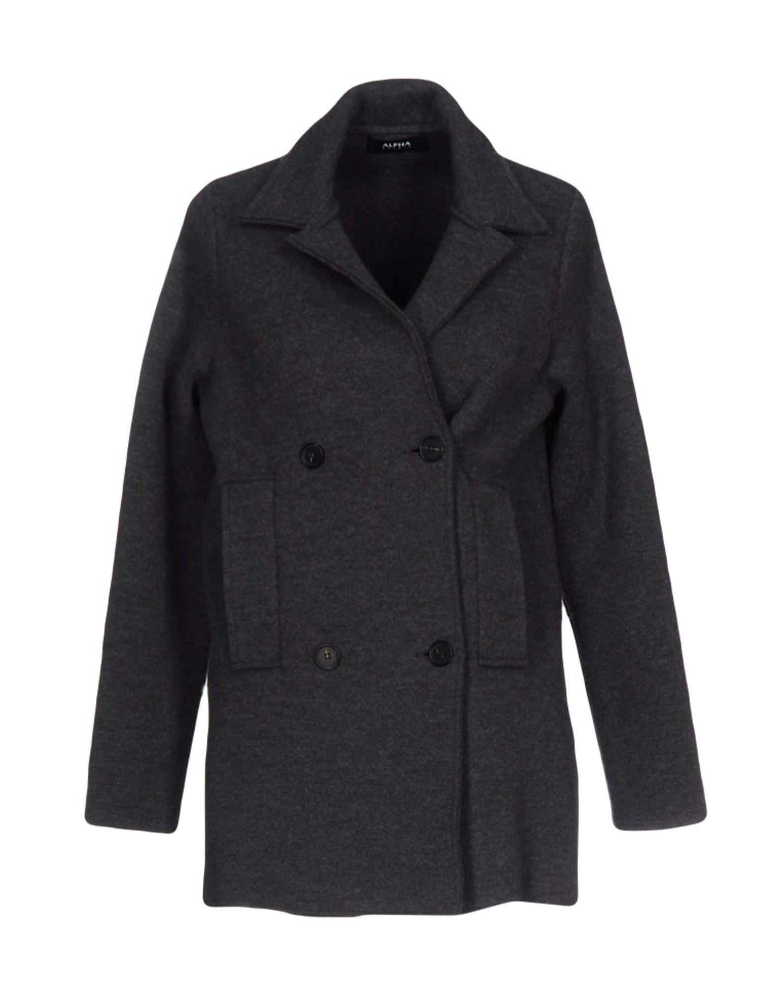 ALPHA STUDIO Легкое пальто mresale легкое пальто