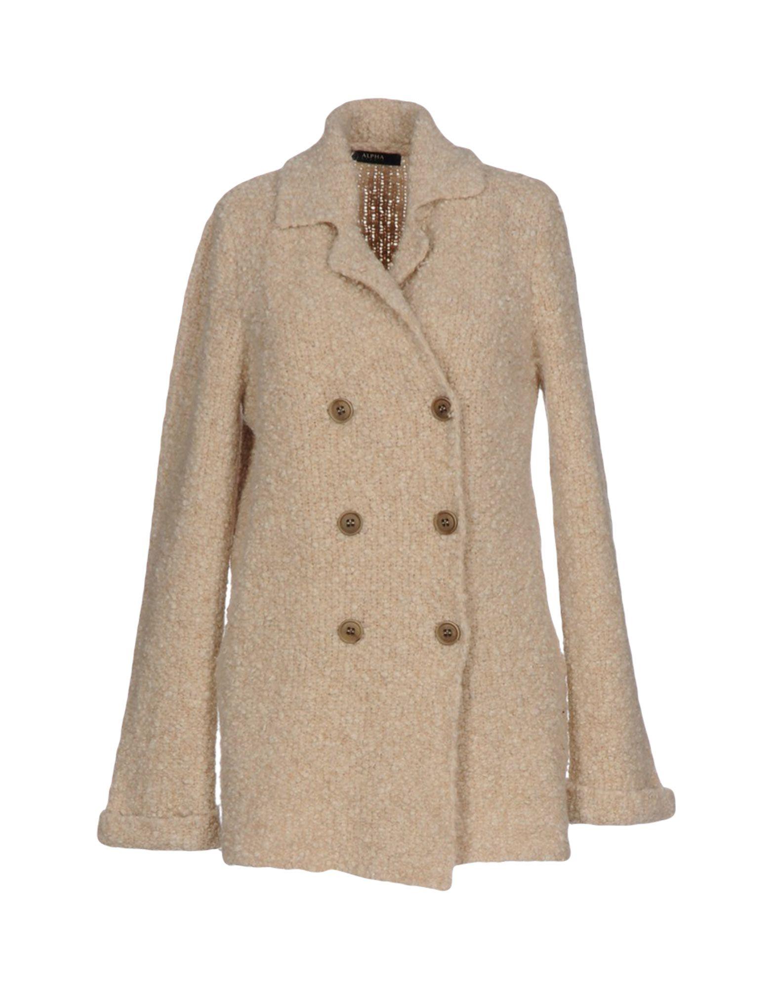 ALPHA STUDIO Легкое пальто dimma fashion studio пальто велиа салатовый