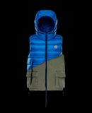 MONCLER COLLIDE RAY - Chalecos - hombre