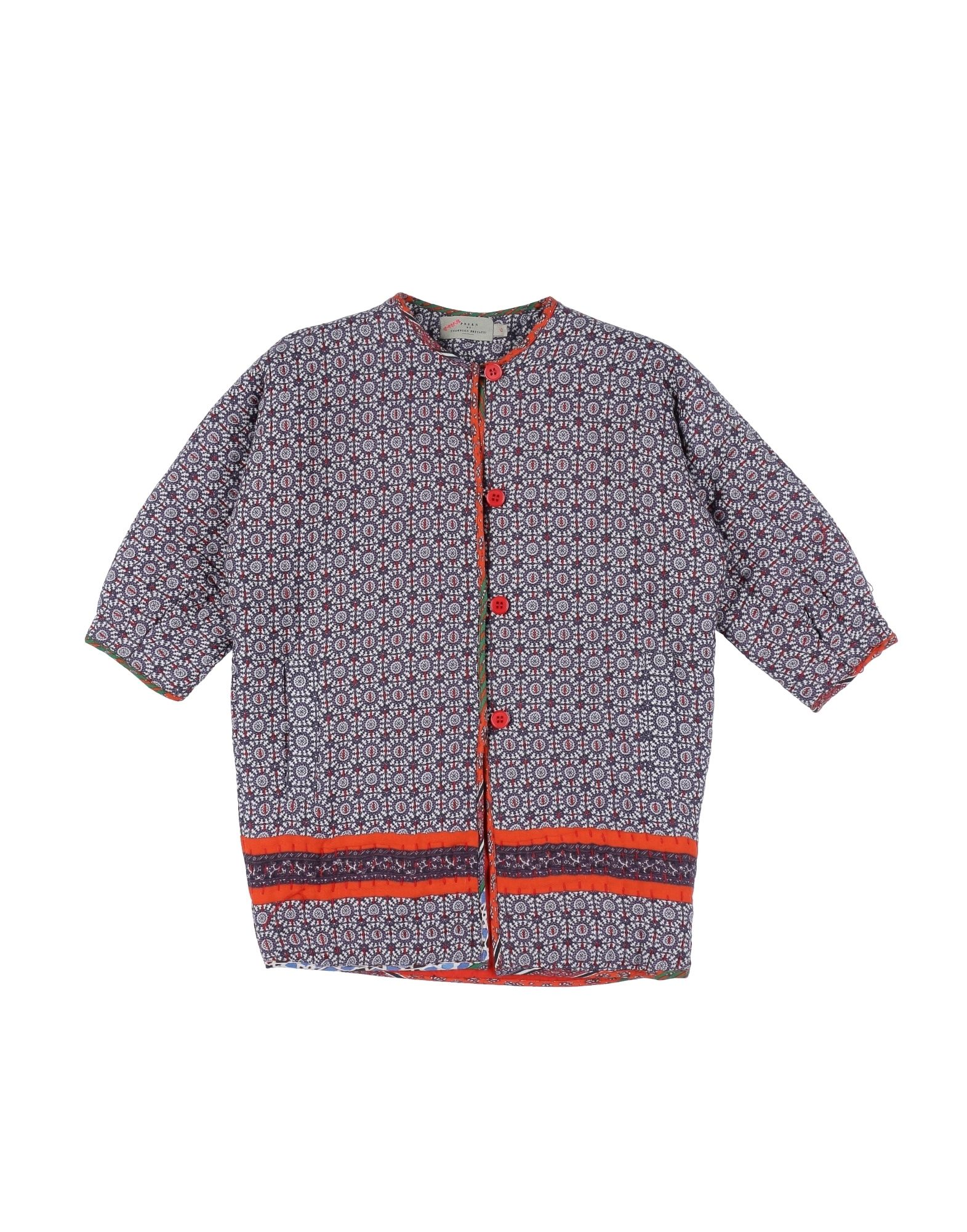PREEN by THORNTON BREGAZZI Mädchen 3-8 jahre Lange Jacke Farbe Violett Größe 6