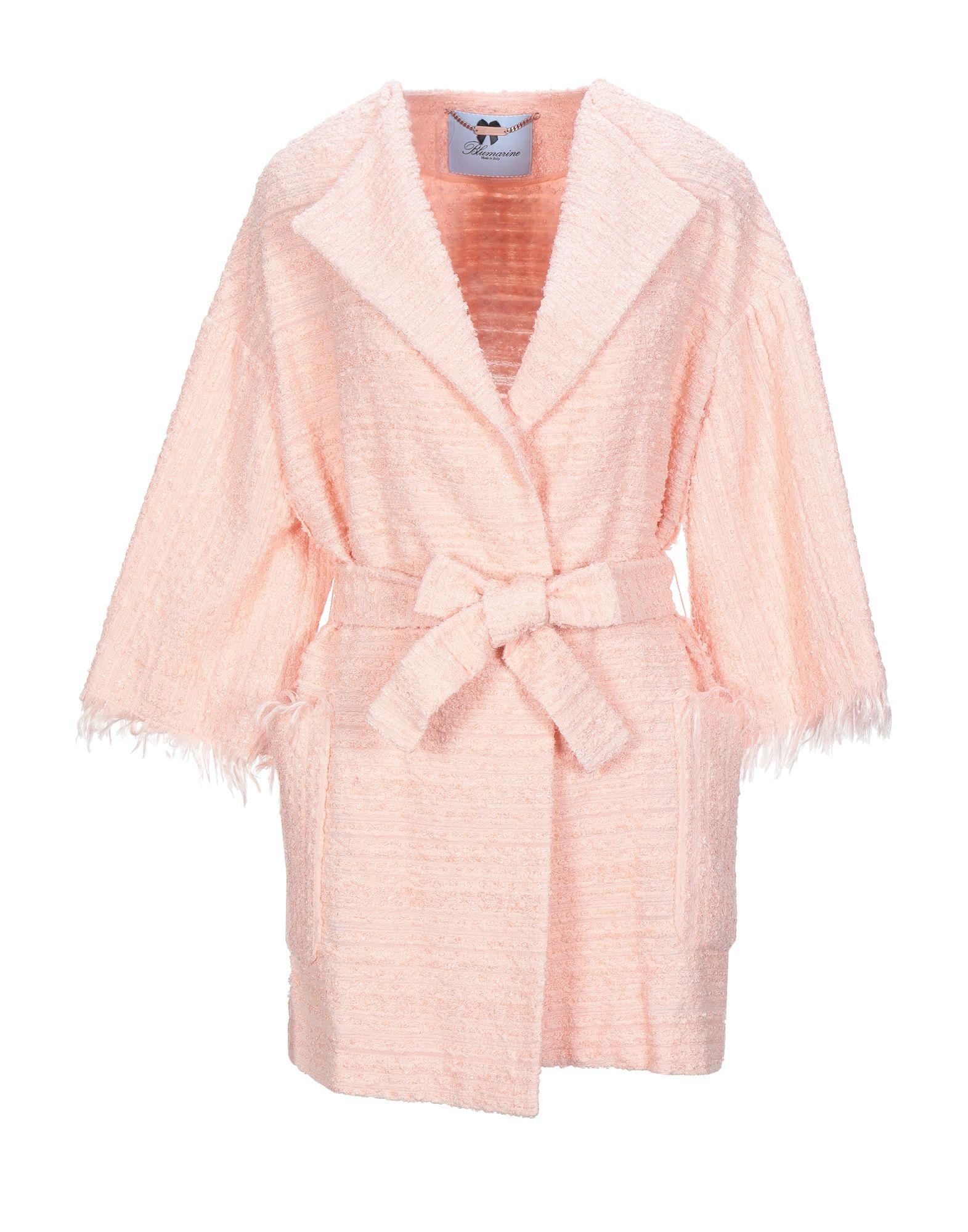 BLUMARINE Легкое пальто blumarine легкое пальто