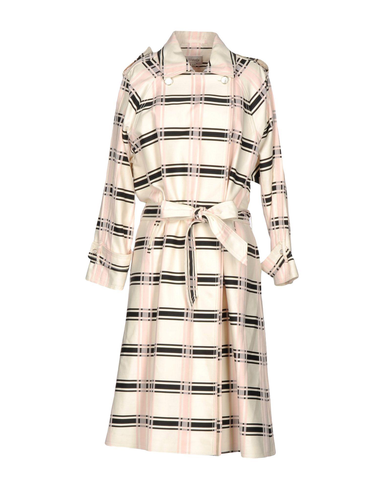 где купить  TEMPERLEY LONDON Легкое пальто  по лучшей цене