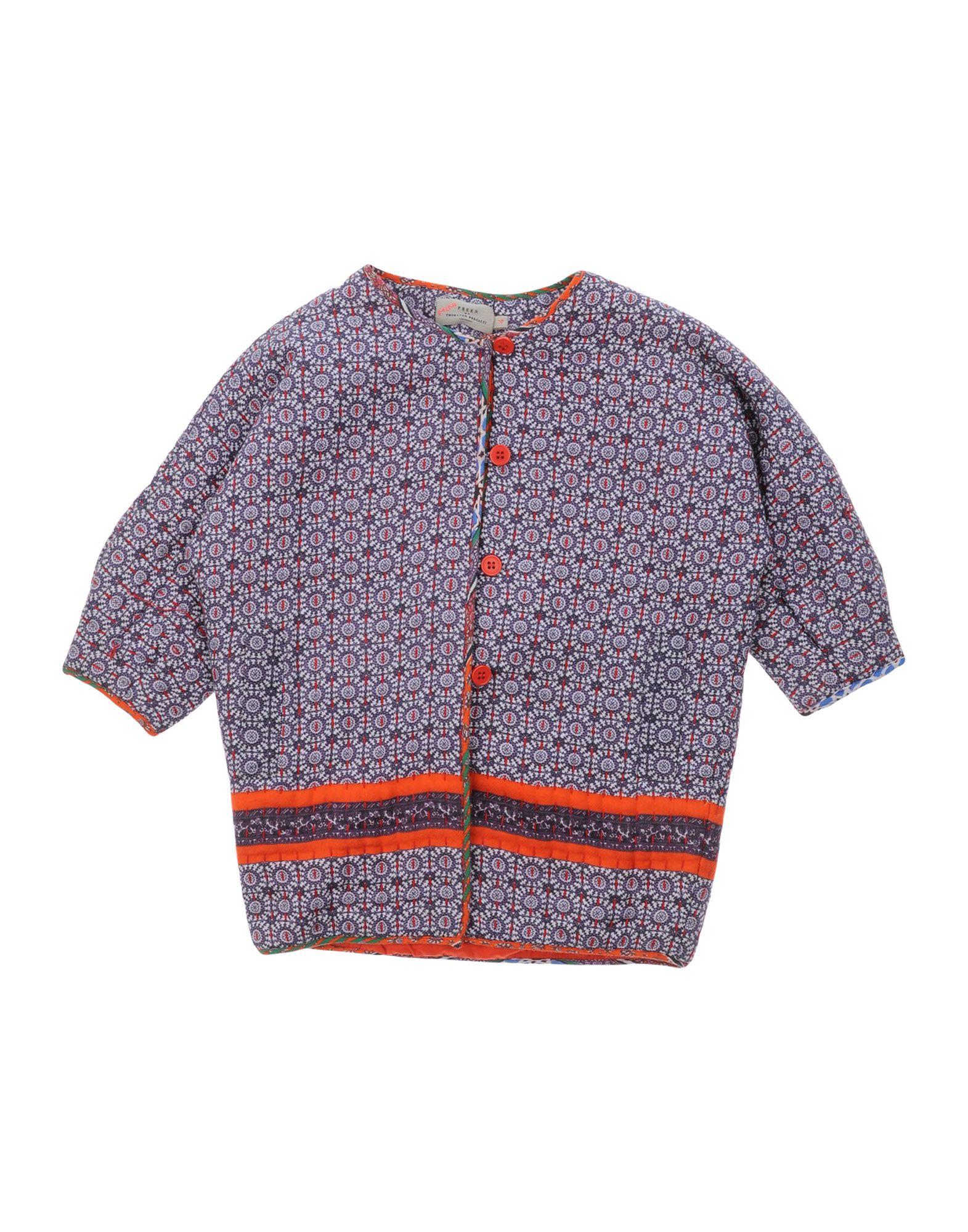 PREEN by THORNTON BREGAZZI Mädchen 3-8 jahre Jacke Farbe Violett Größe 2