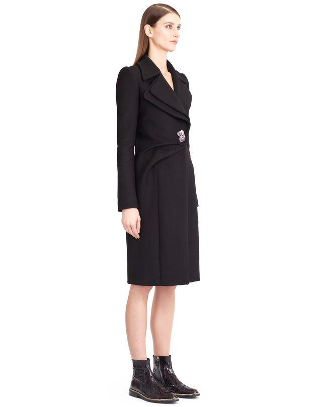 LANVIN WOOL CLOTH COAT Outerwear D e