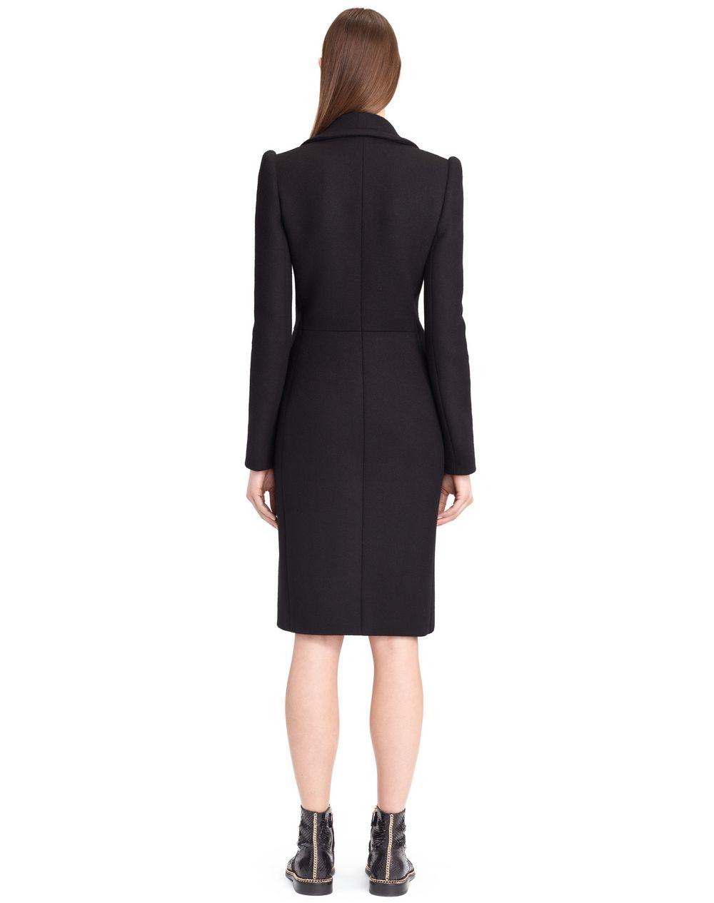 WOOL CLOTH COAT - Lanvin