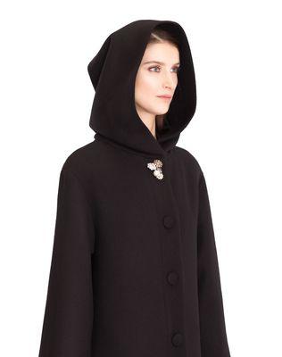 LANVIN WOOL CLOTH COAT Outerwear D a