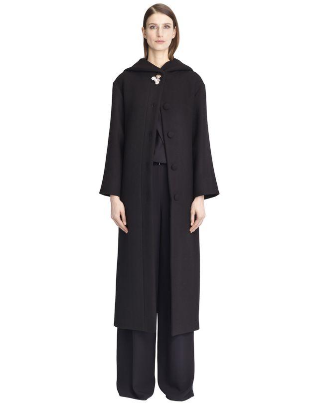 LANVIN WOOL CLOTH COAT Outerwear D f