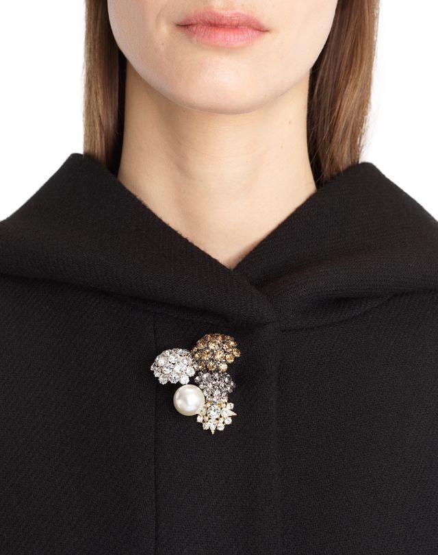 LANVIN WOOL CLOTH COAT Outerwear D r