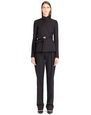 LANVIN Jacket Woman DOUBLE-WEAVE WOOL JACKET f