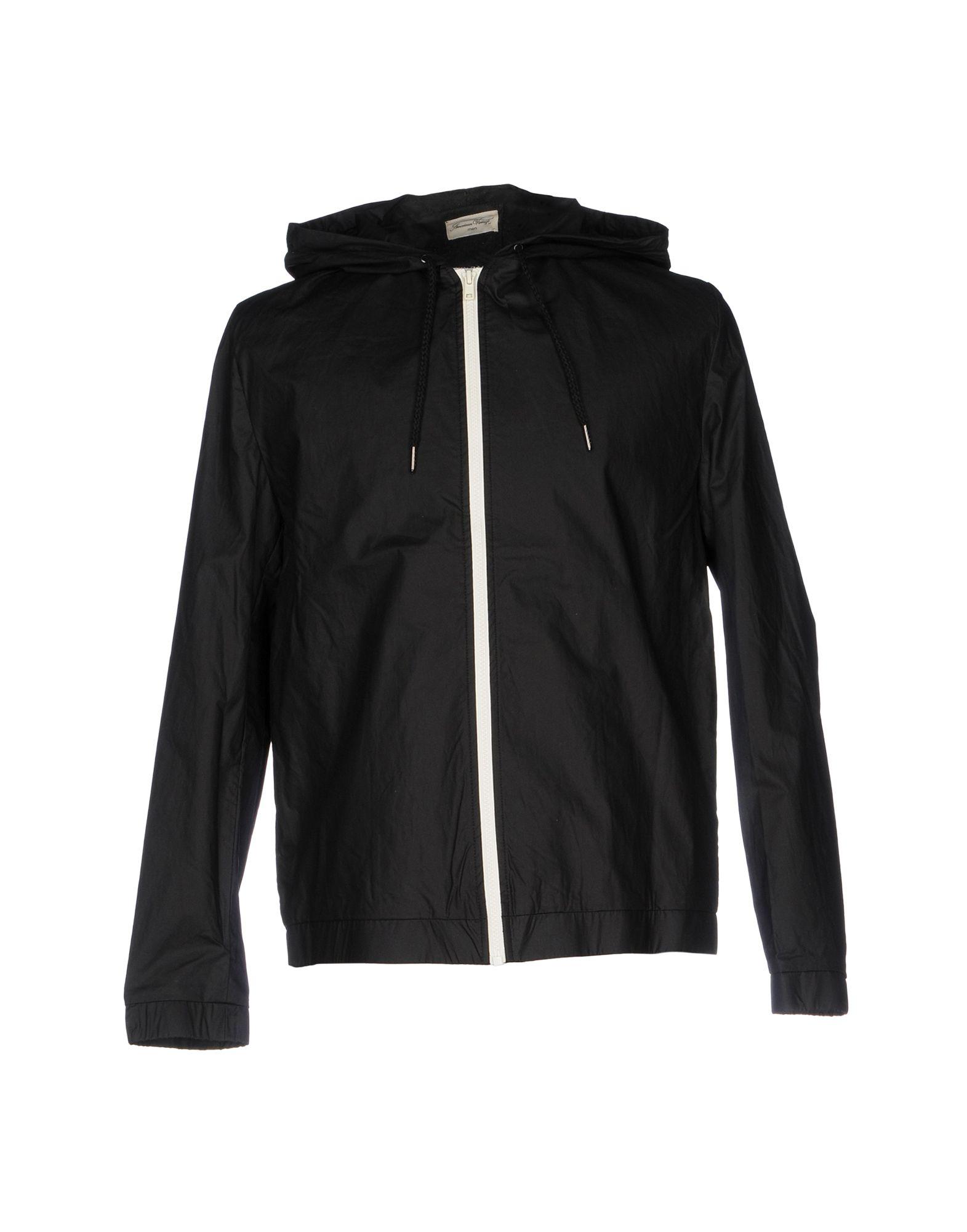 AMERICAN VINTAGE Куртка куртка reclaimed vintage 691544 print 06 17