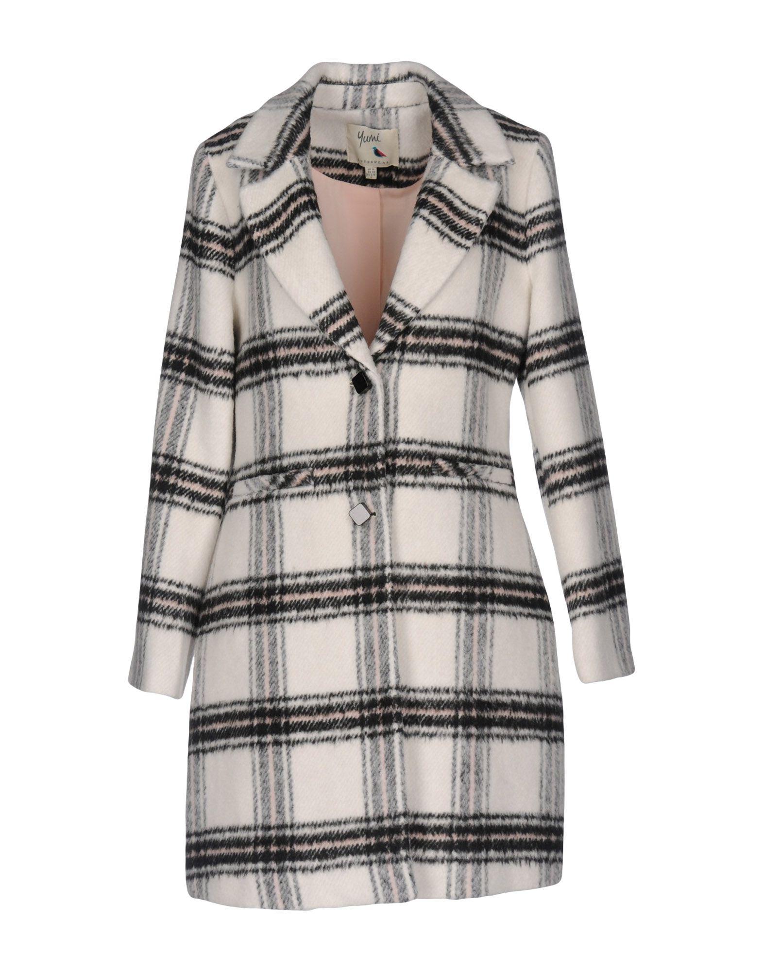 YUMI' Пальто overall yumi overall