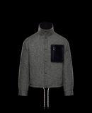 MONCLER OVERCOAT - Overcoats - men