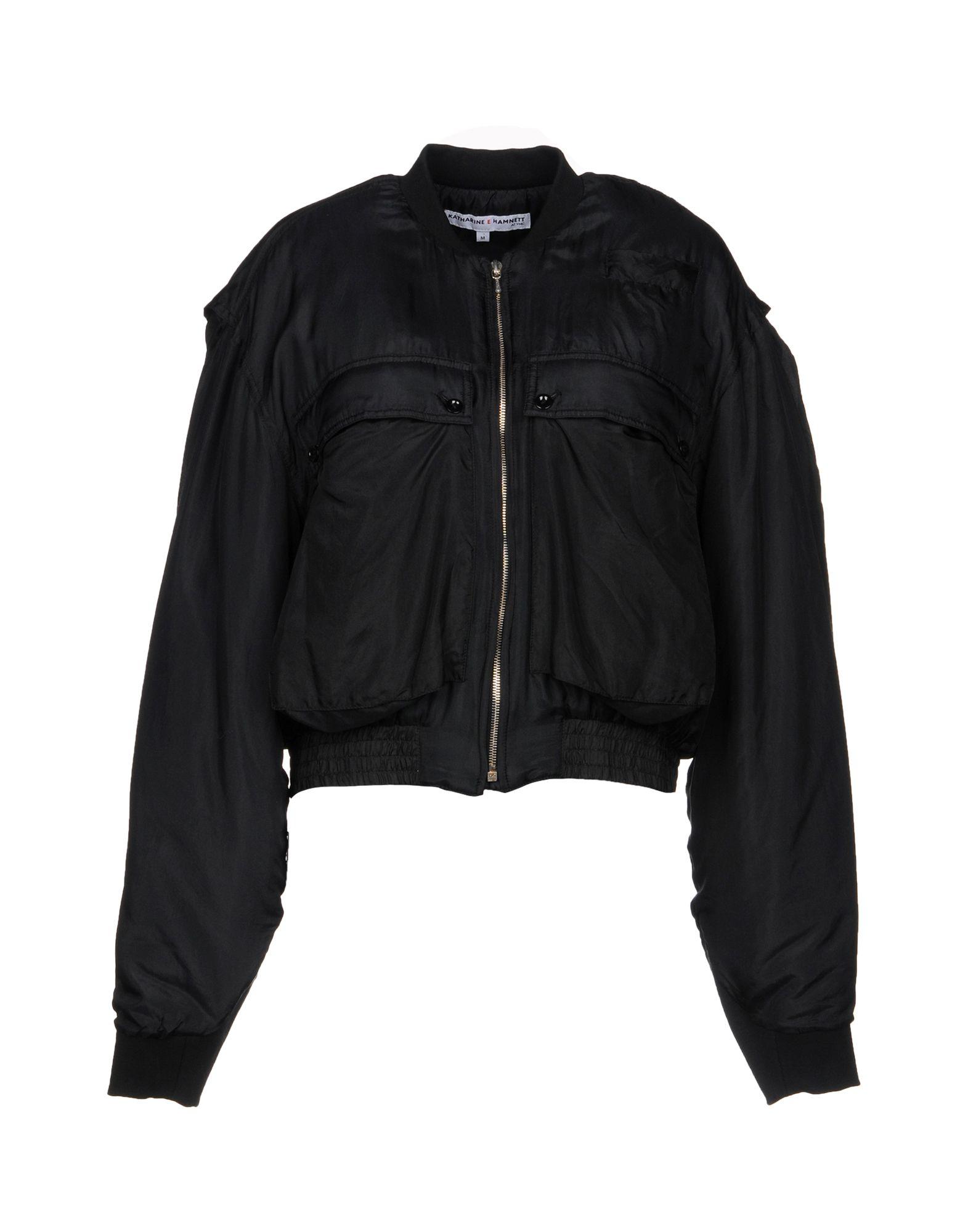 KATHARINE E HAMNETT AT YMC Куртка цена 2017