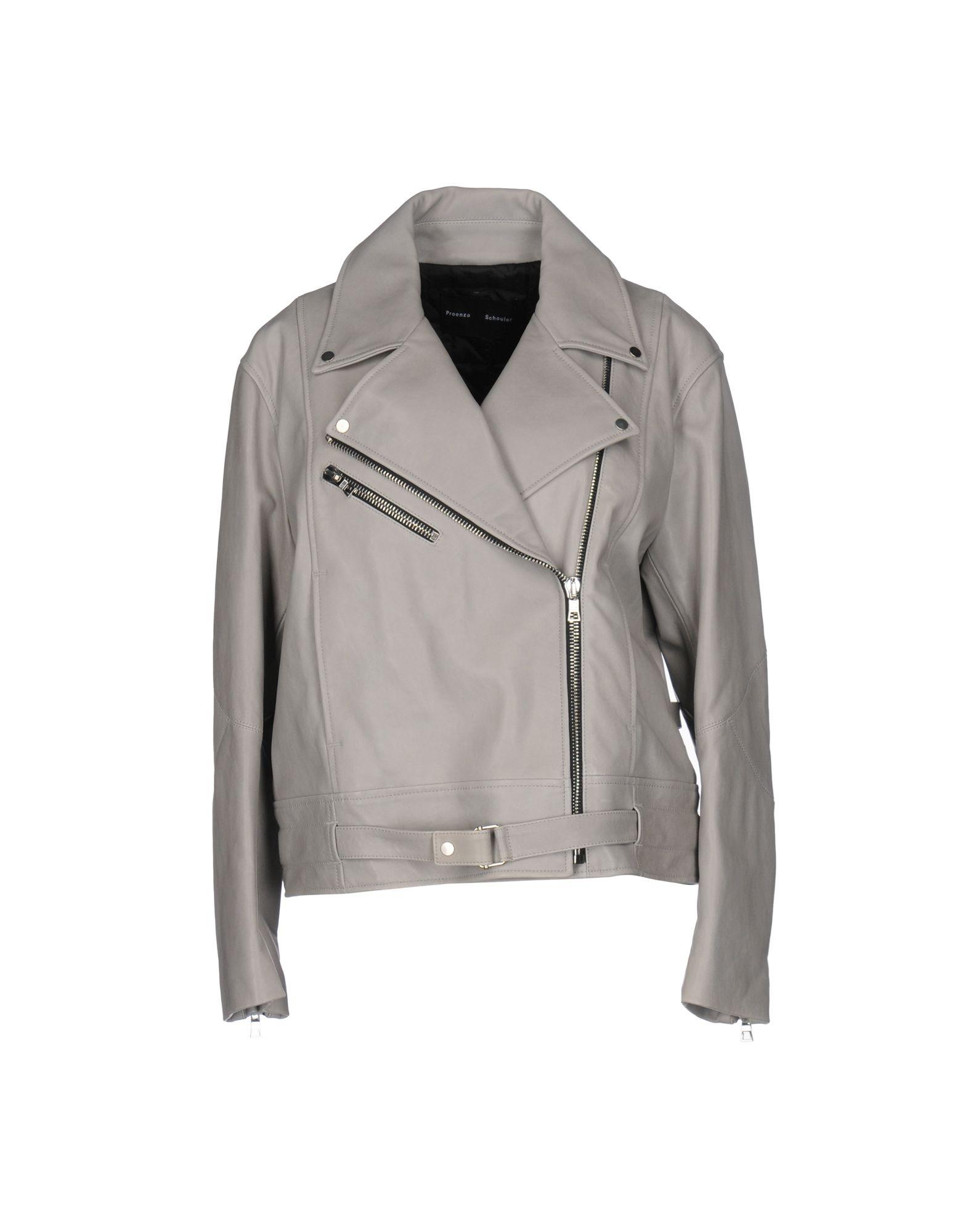 цена PROENZA SCHOULER Куртка онлайн в 2017 году