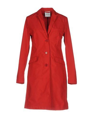 Купить Легкое пальто от ASPESI красного цвета