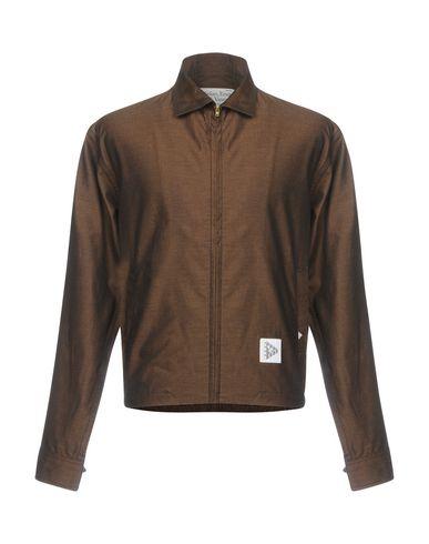 Фото - Мужскую куртку  темно-коричневого цвета