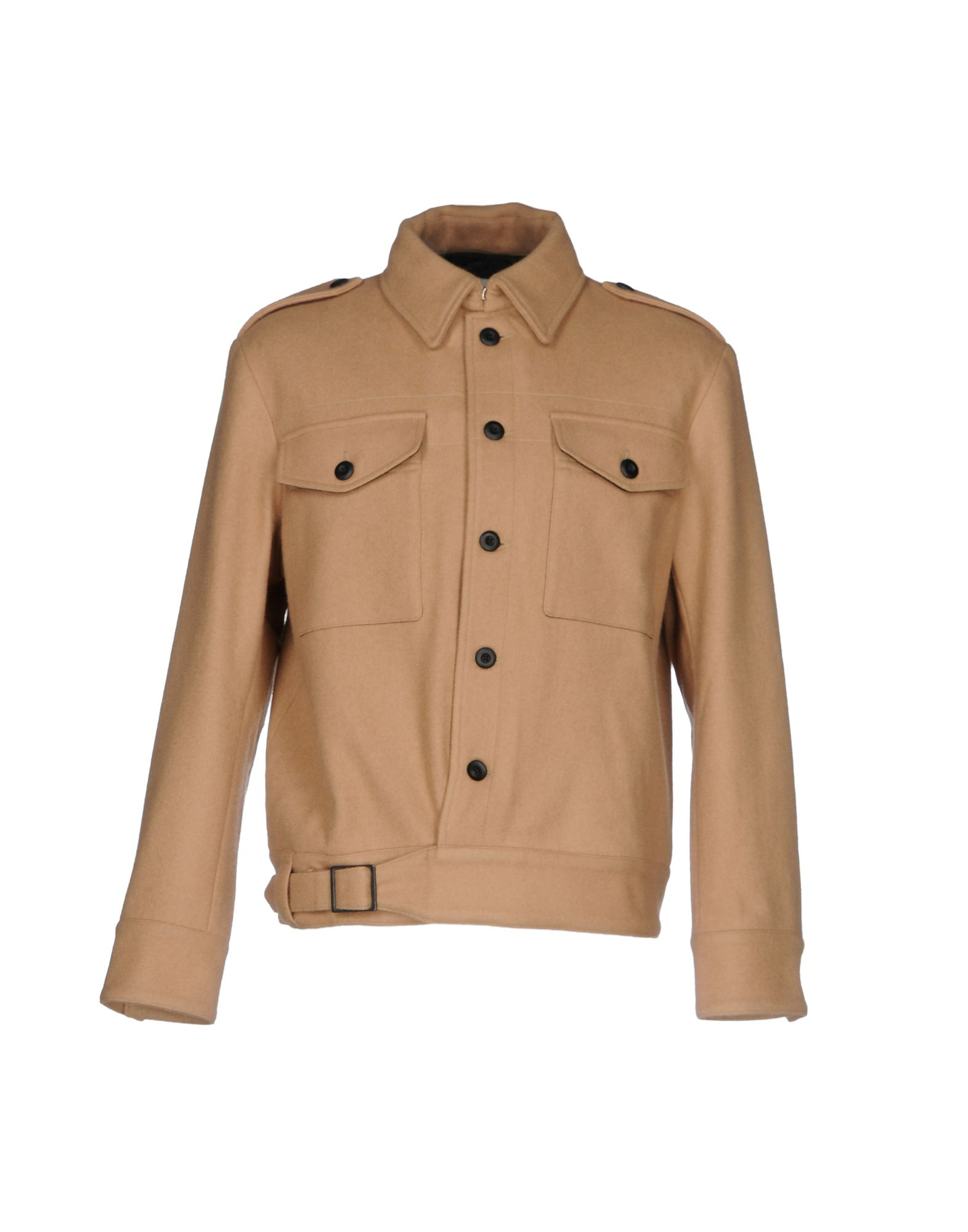 MAXWELL SNOW Jacket in Camel