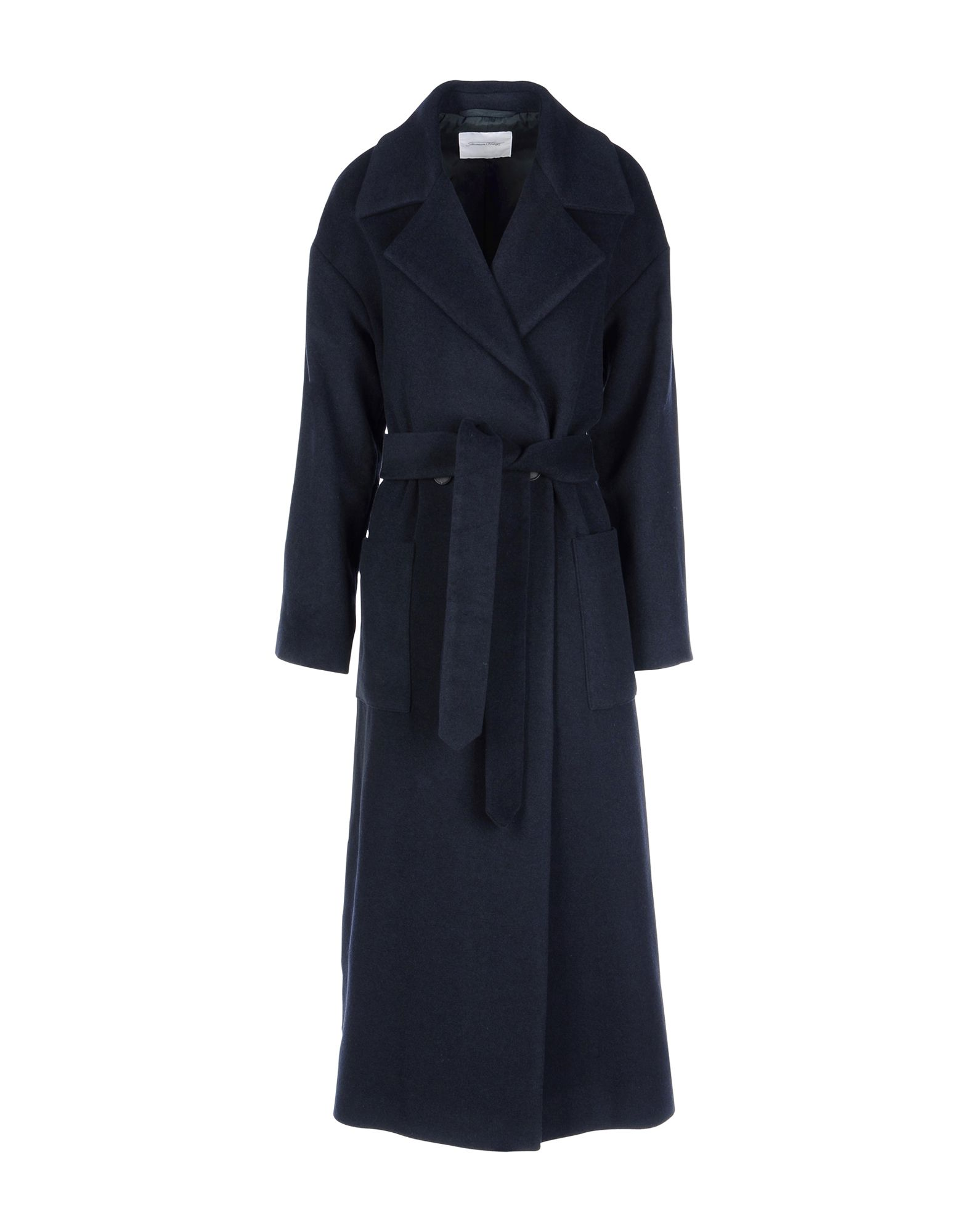 AMERICAN VINTAGE Coat in Dark Blue