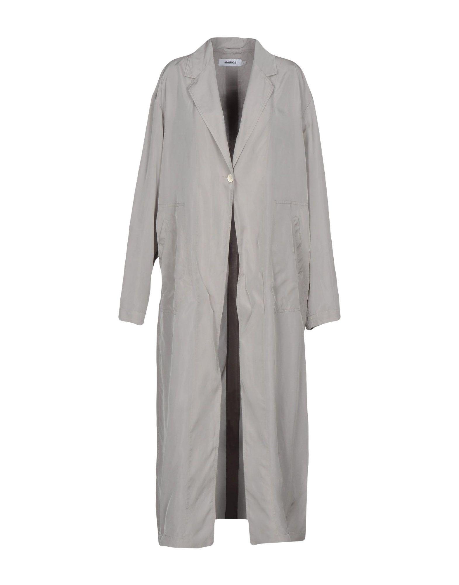 MARIOS Легкое пальто