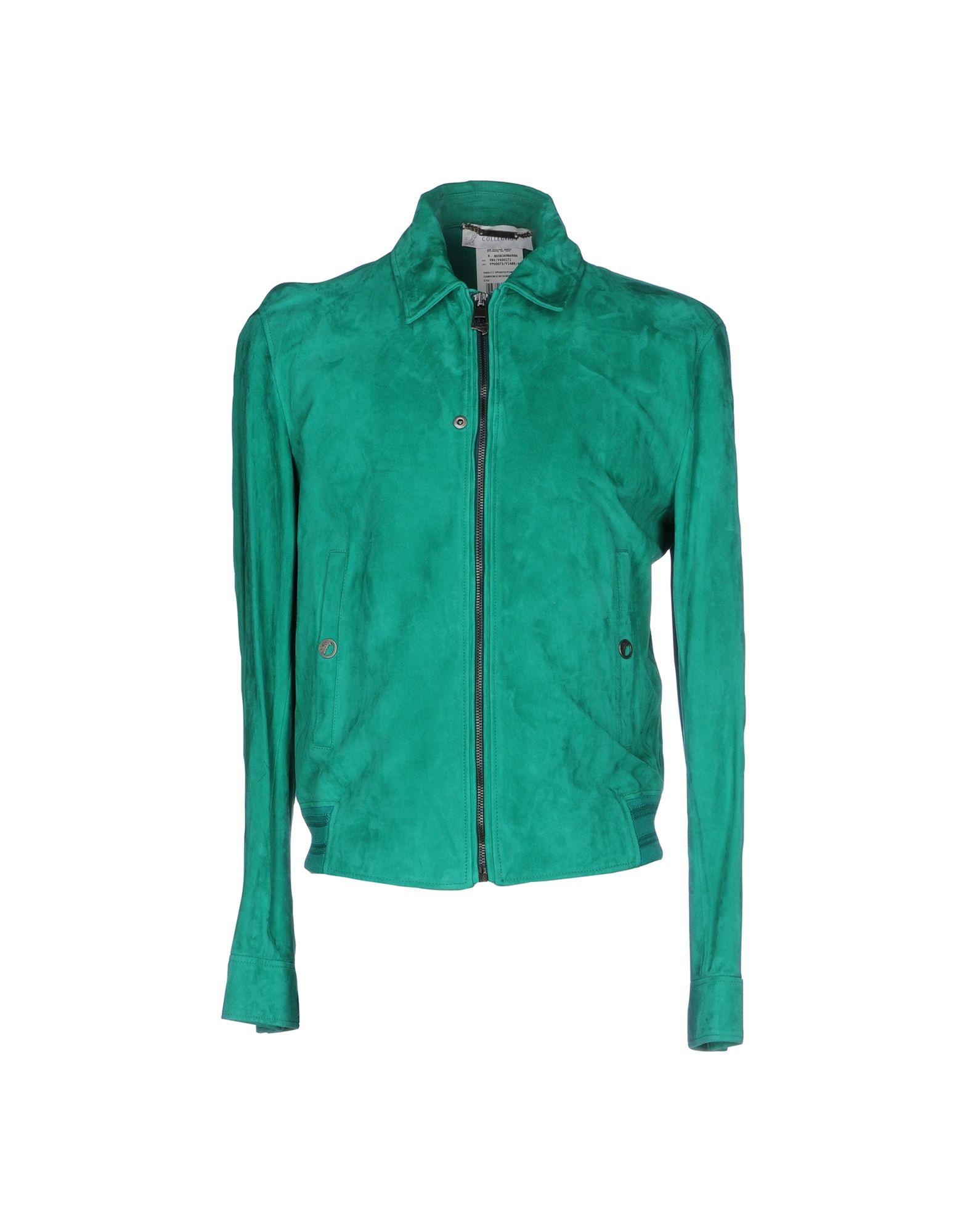 цена VERSACE COLLECTION Куртка онлайн в 2017 году