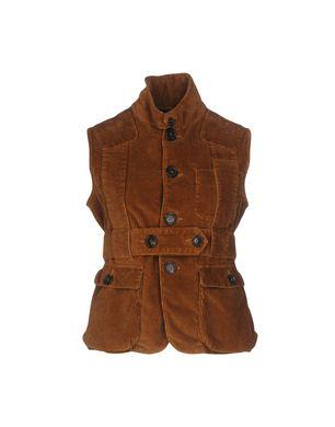Tschernitz Angebote DSQUARED2 Damen Jacke Farbe Braun Größe 2