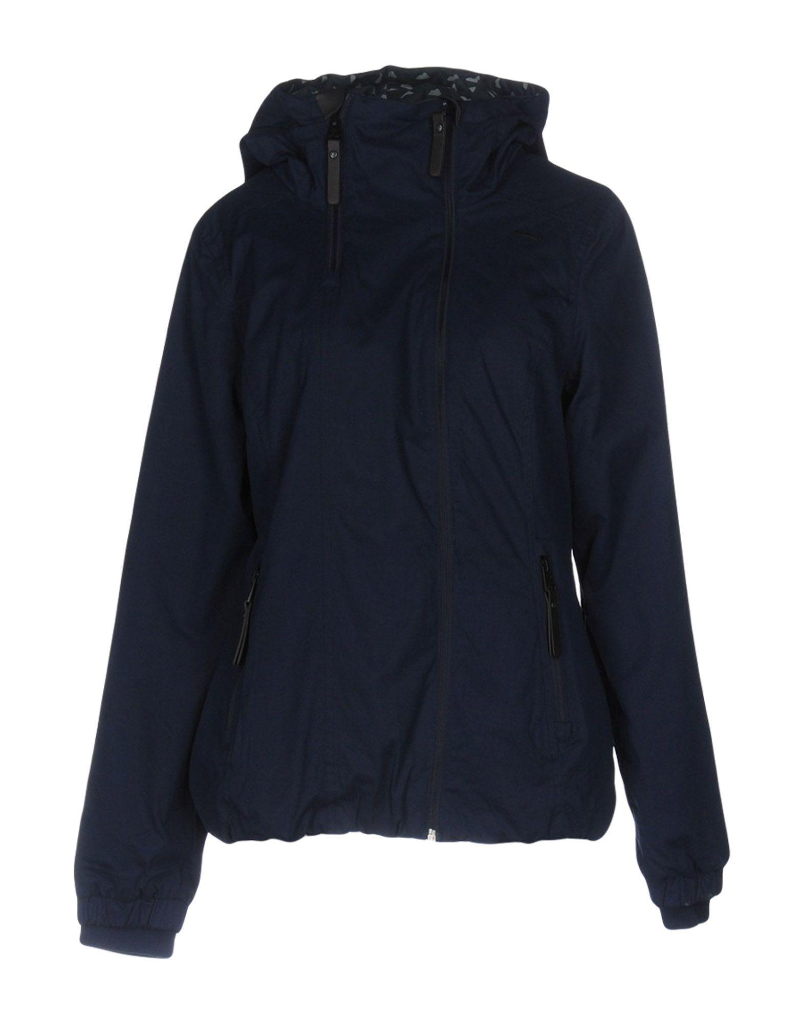 RAGWEAR Damen Jacke Farbe Dunkelblau Größe 6