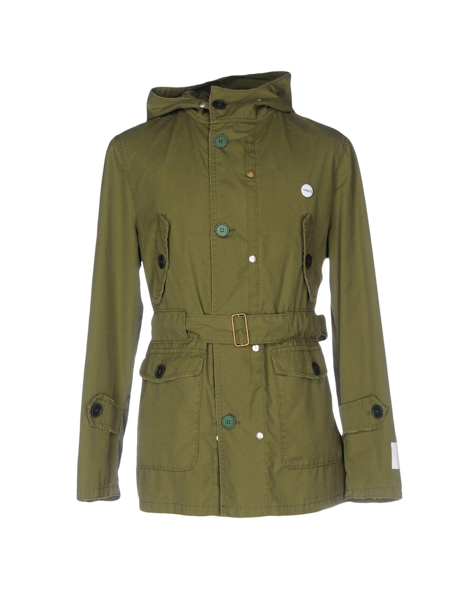 EQUIPE' 70 Легкое пальто пальто из шерстяного драпа 70