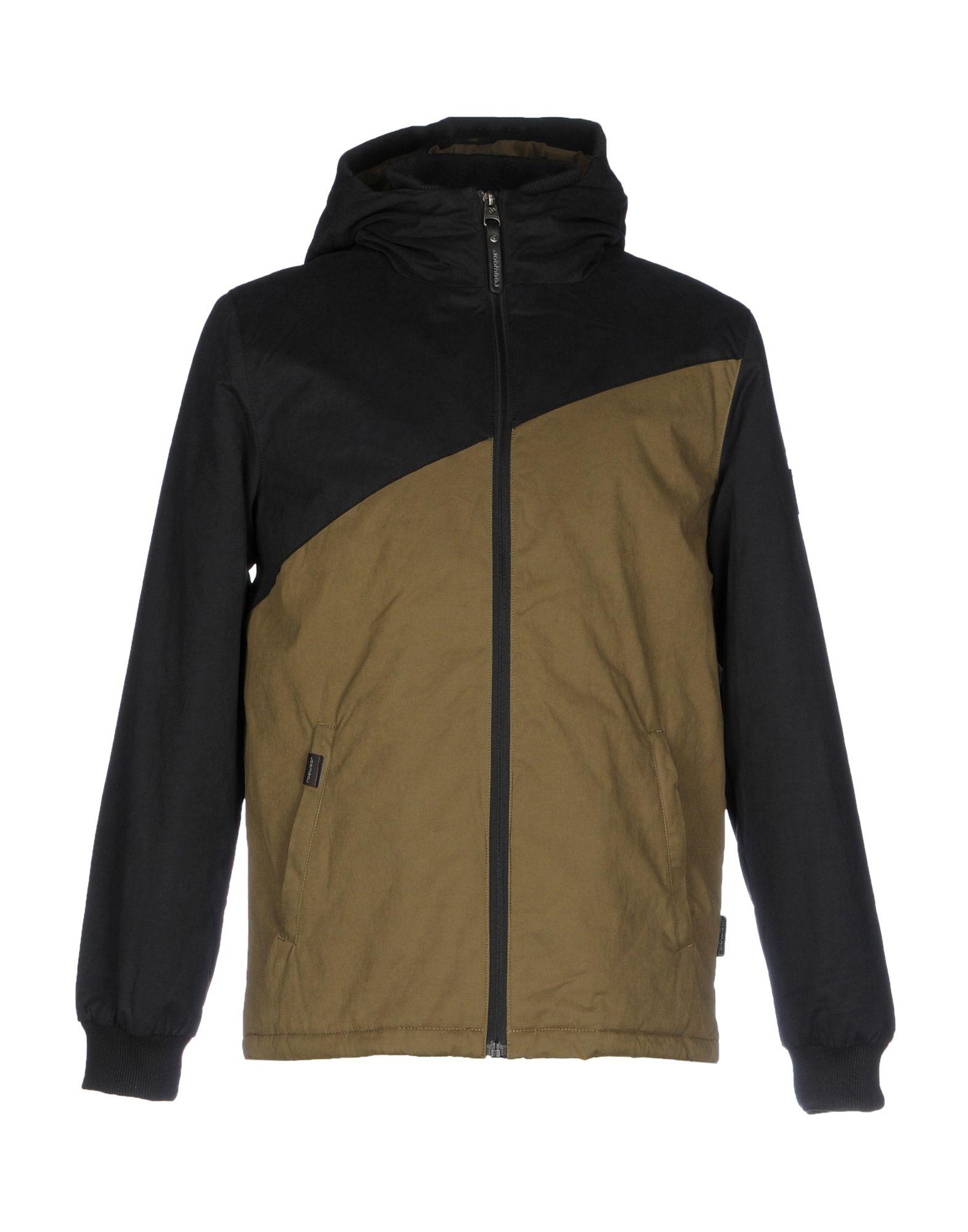 RAGWEAR Herren Jacke Farbe Militärgrün Größe 4