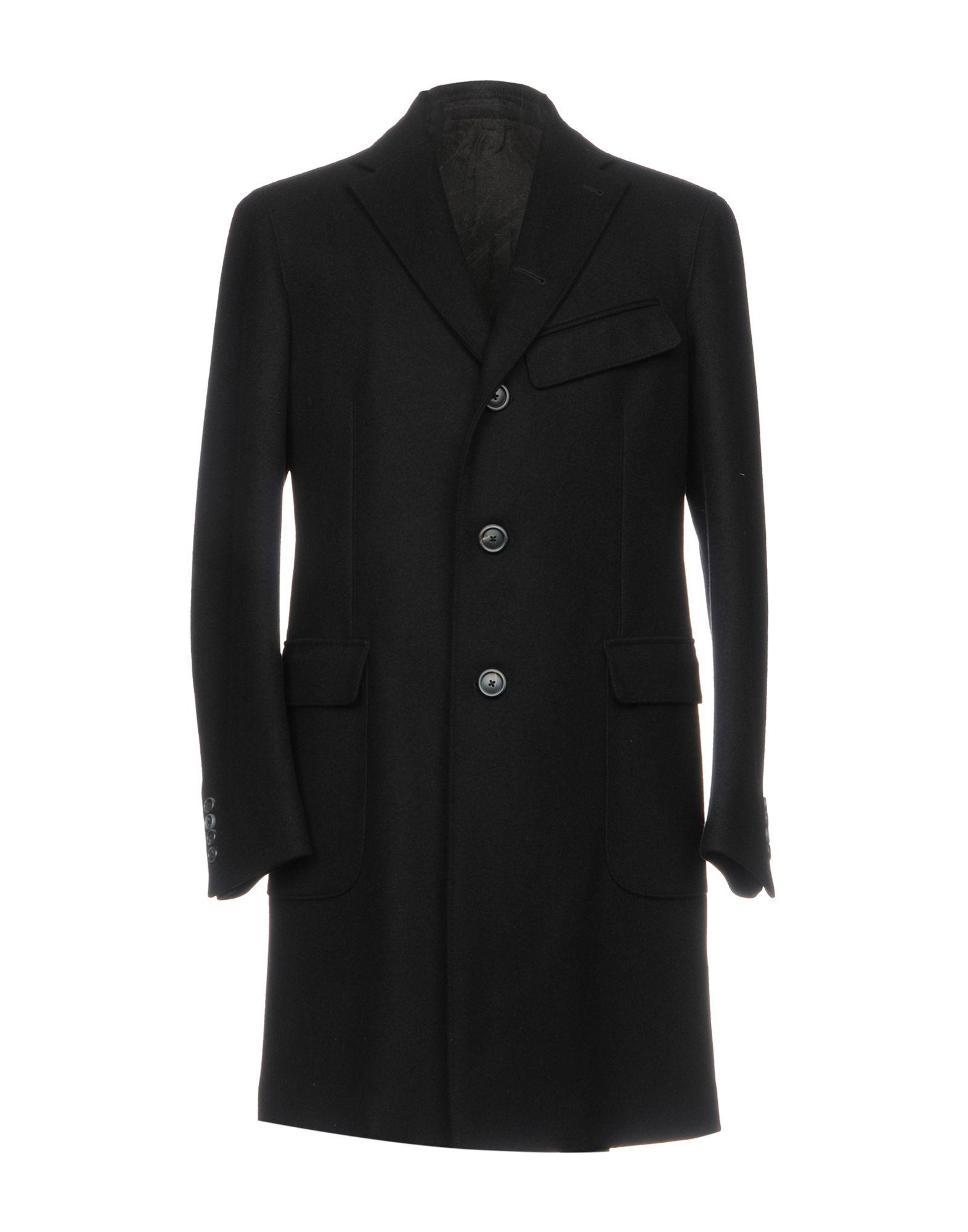 CANTARELLI Пальто ac alessandro cantarelli джинсовая верхняя одежда