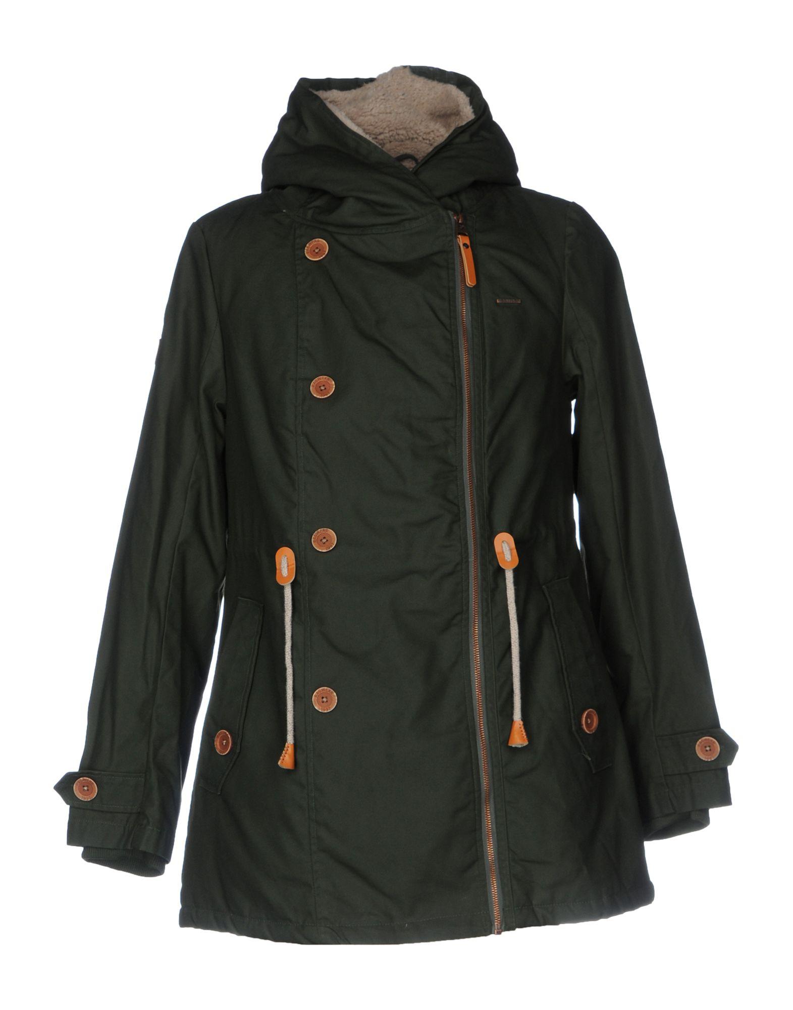 RAGWEAR Herren Jacke Farbe Militärgrün Größe 7