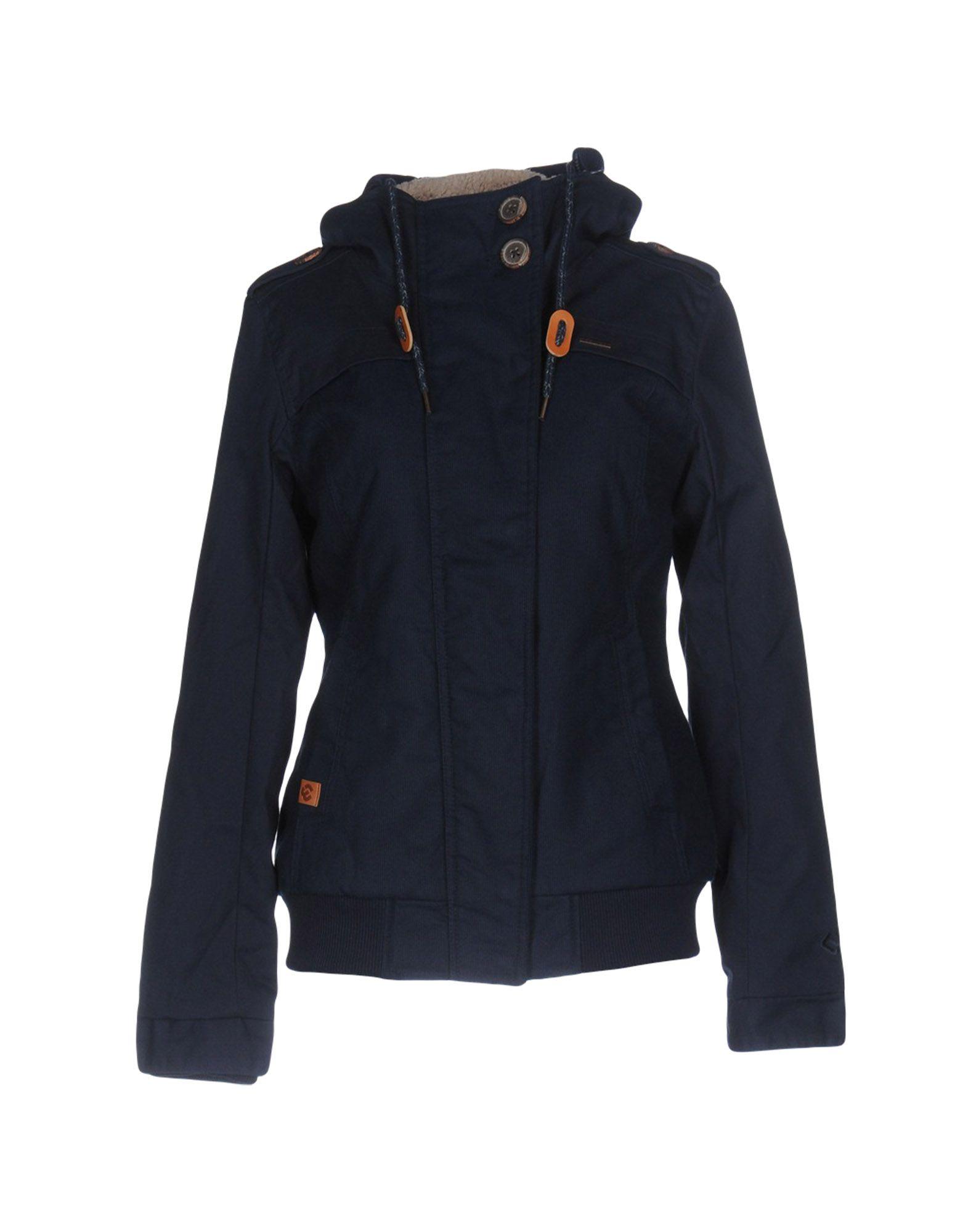 RAGWEAR Damen Jacke Farbe Dunkelblau Größe 5