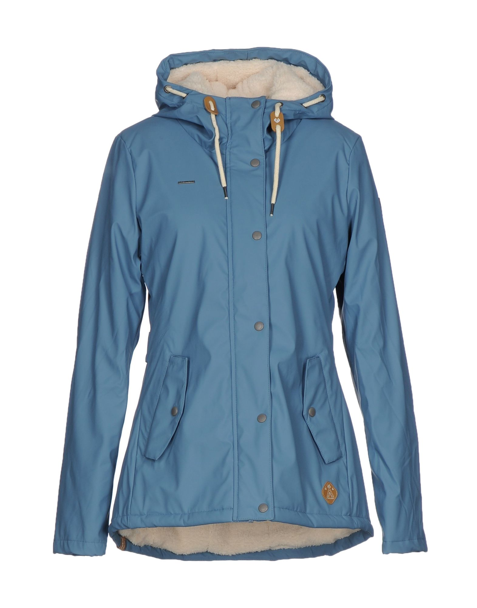RAGWEAR Damen Jacke Farbe Azurblau Größe 4