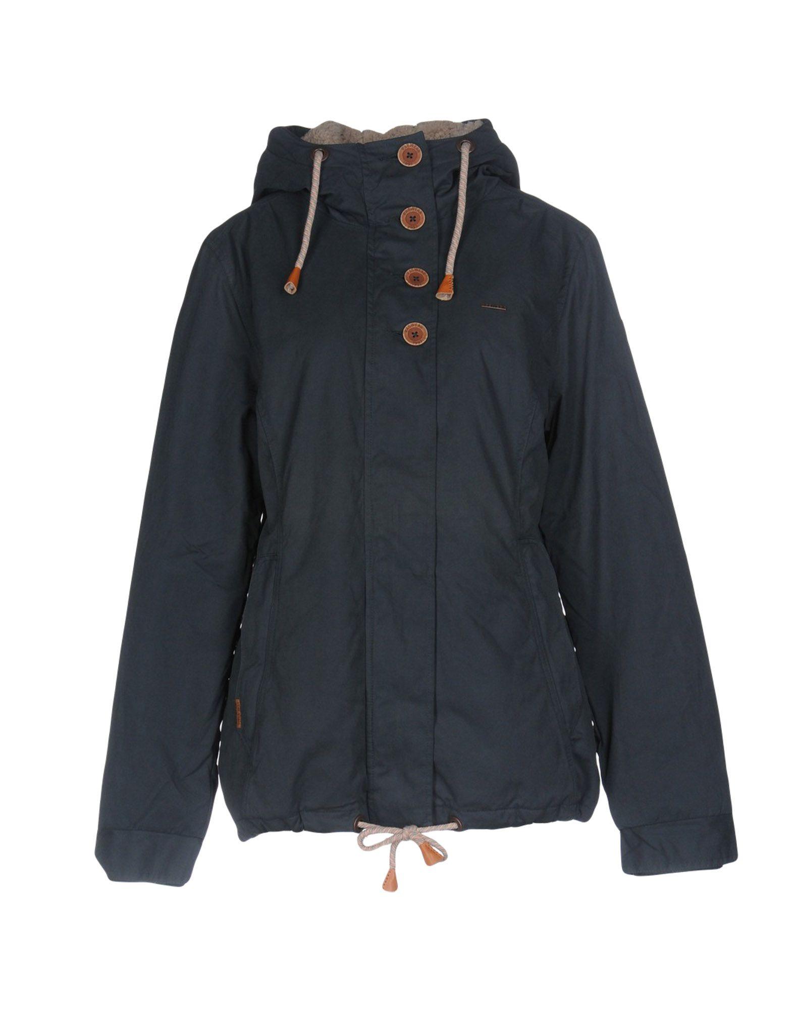 RAGWEAR Damen Jacke Farbe Taubenblau Größe 7