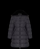MONCLER DAVIDIA - Long outerwear - women