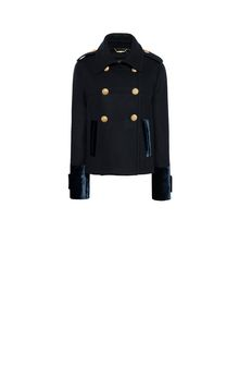 ALBERTA FERRETTI Nautical coat Short coat D d