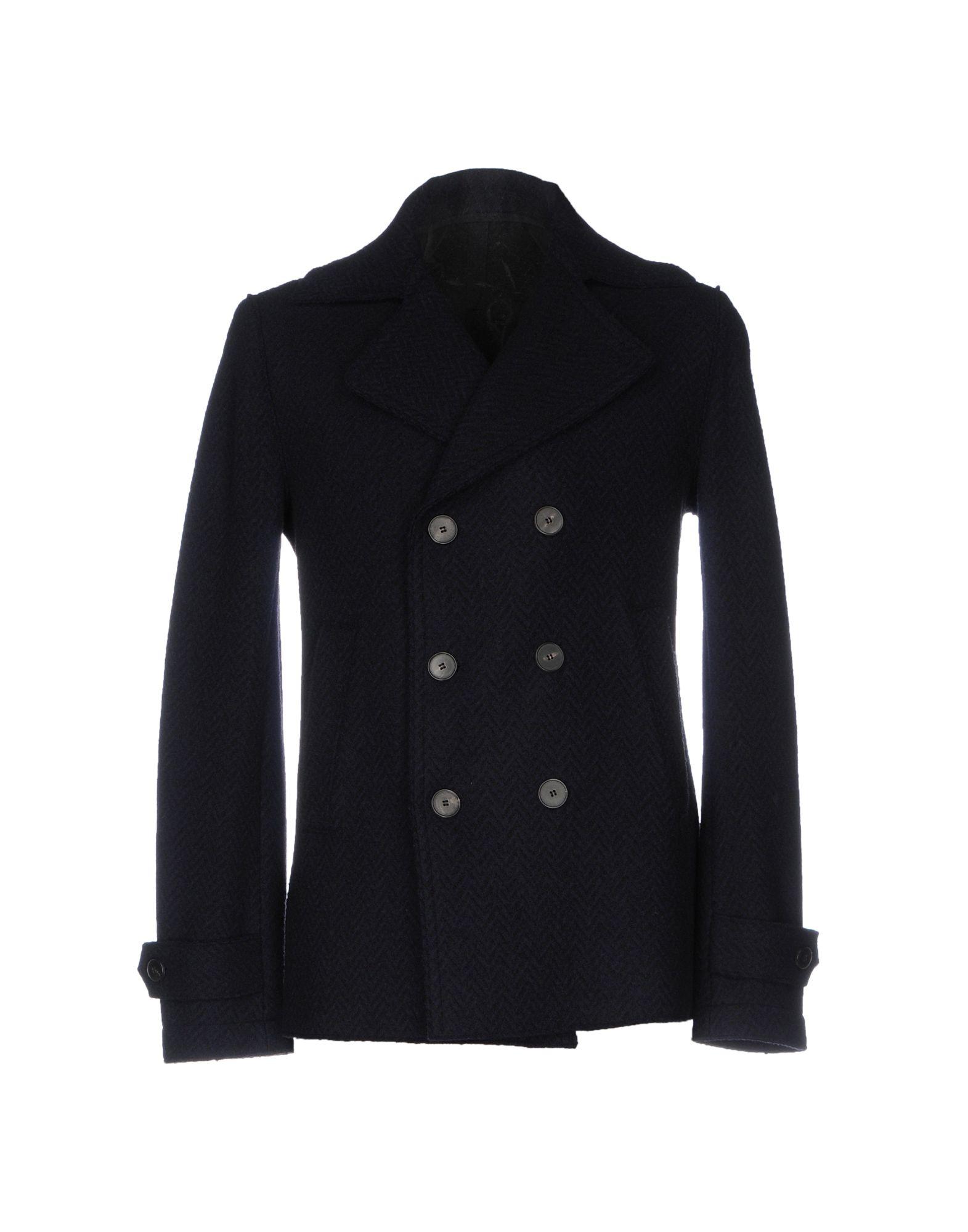 HARRIS WHARF LONDON Пальто полуприлегающее пальто с натуральным мехом visconf
