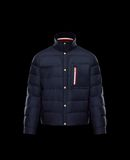MONCLER OVERCOAT - Overcoats - men