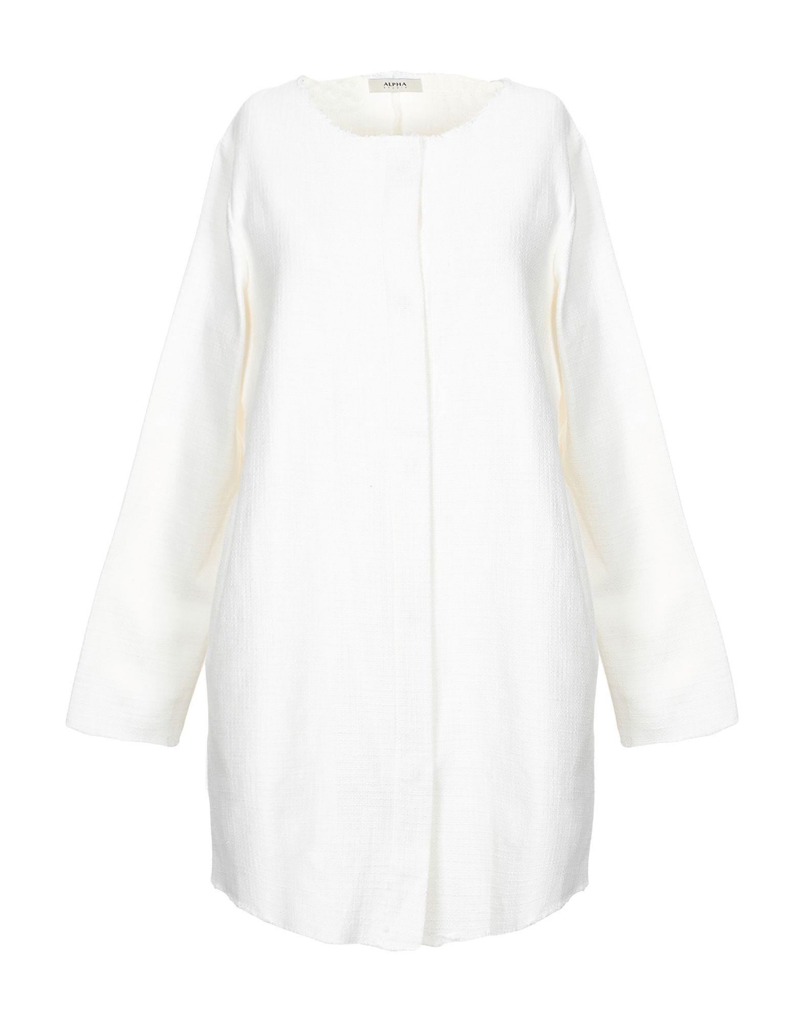 ALPHA STUDIO Легкое пальто blanca легкое пальто