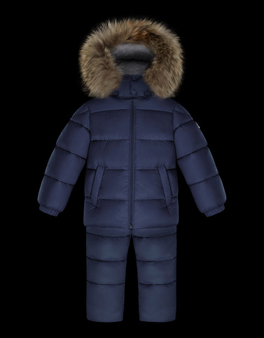 NEW MAUGER Dark blue Baby 0-36 months - Boy