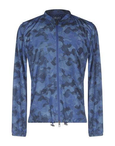 Фото - Мужскую куртку LIU •JO MAN синего цвета