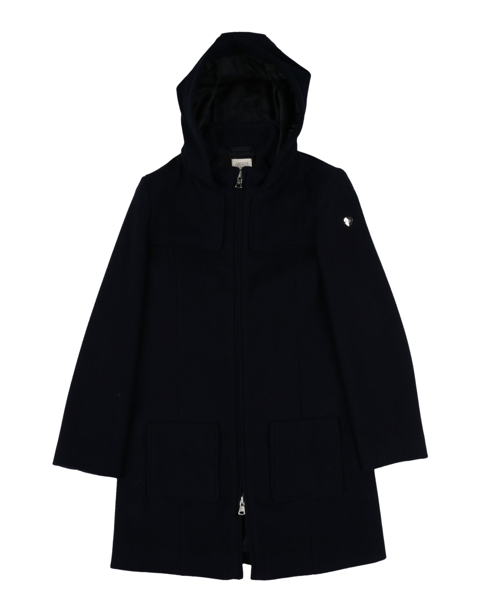 цена ARMANI JUNIOR Пальто онлайн в 2017 году