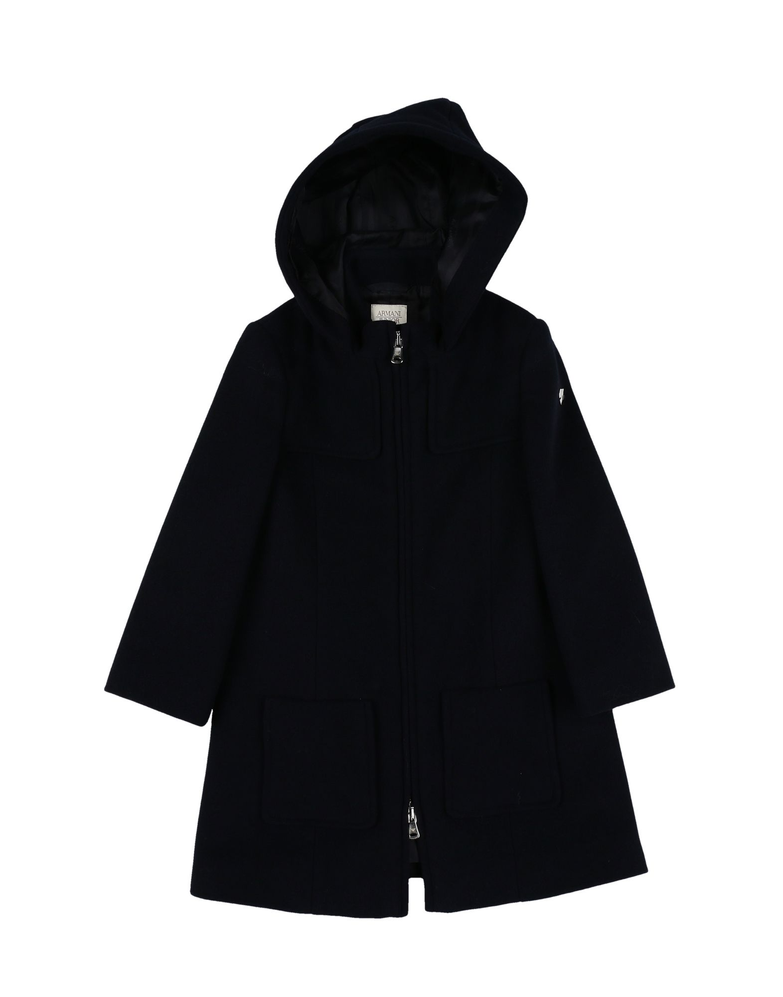 ARMANI JUNIOR Пальто цена 2017