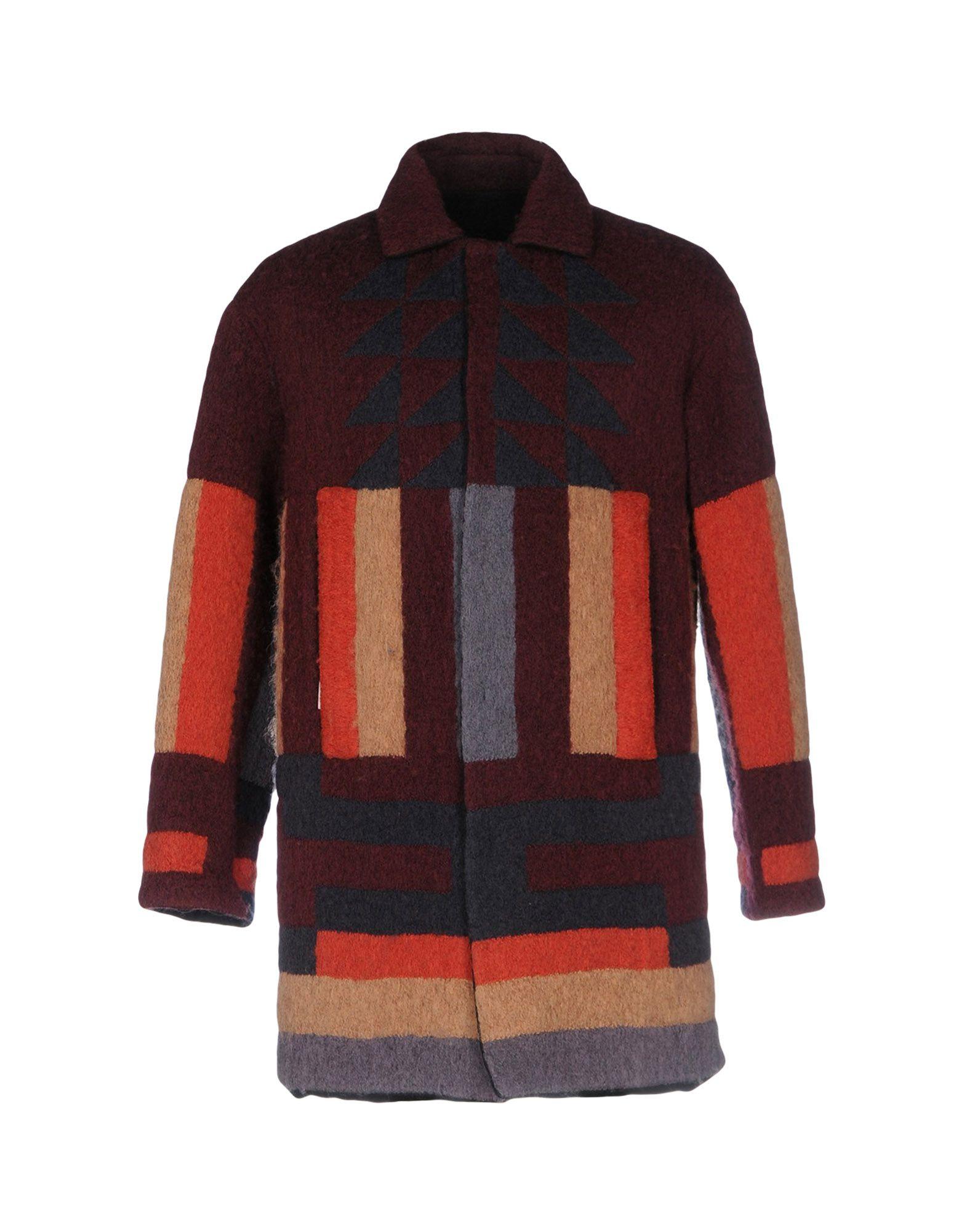VALENTINO Пальто пальто valentino red разноцветный