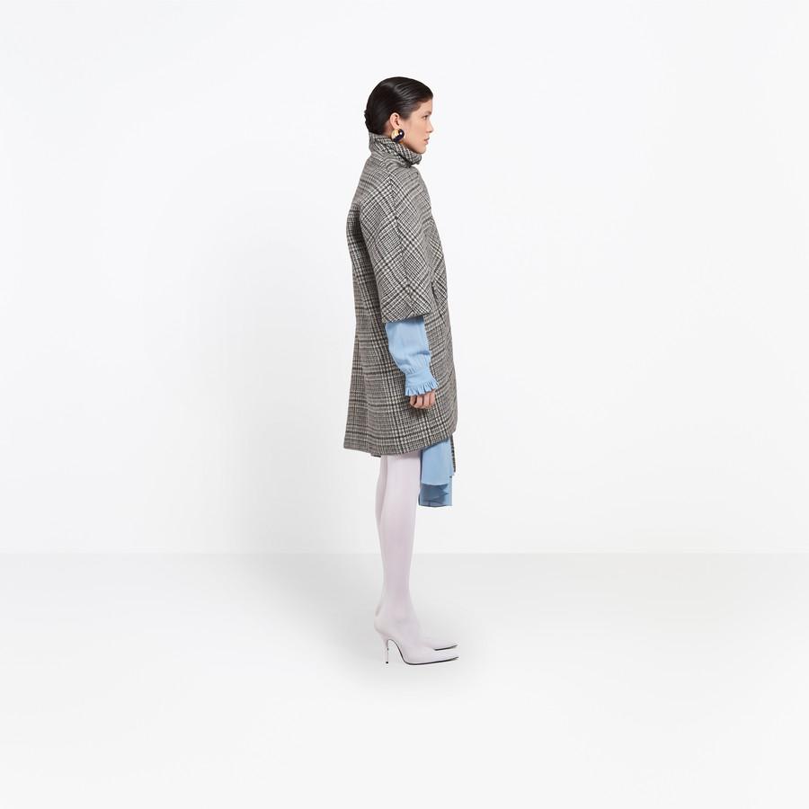 BALENCIAGA Pulled Opera Coat Coats Woman i